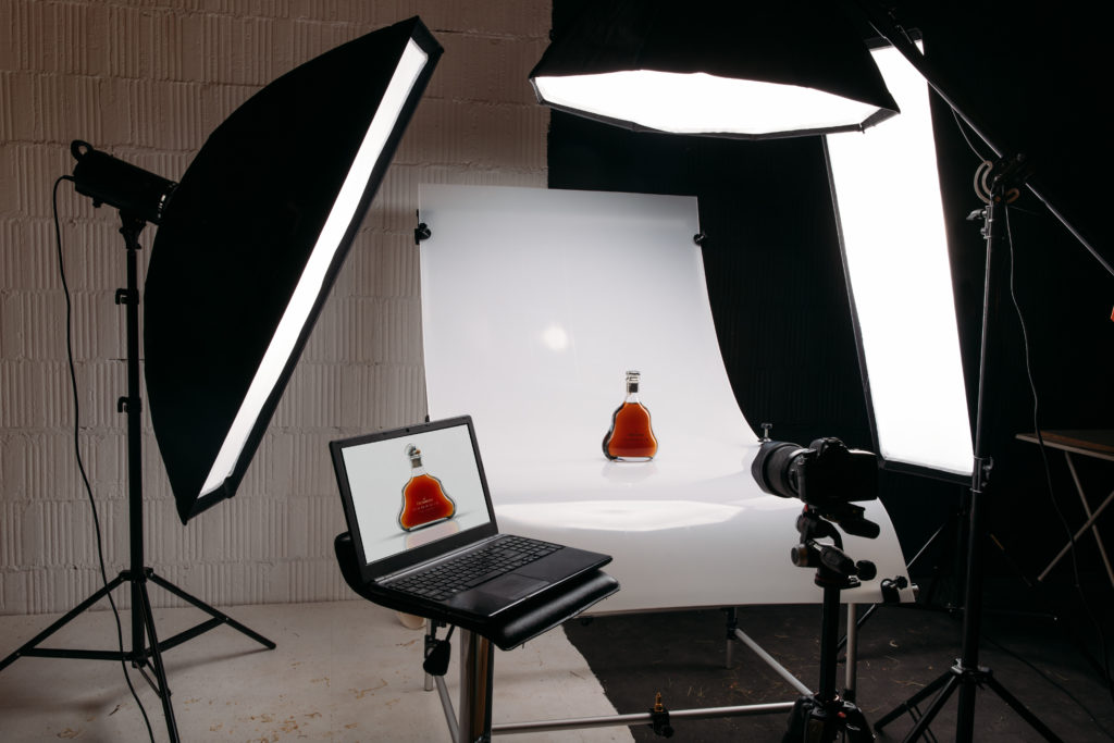 Liryka studio fotografii produktowej